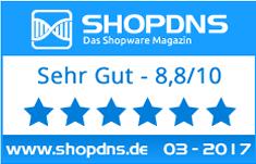 ShopDNS Testergebnis für netzperfekt | Plugin Testserver einrichten
